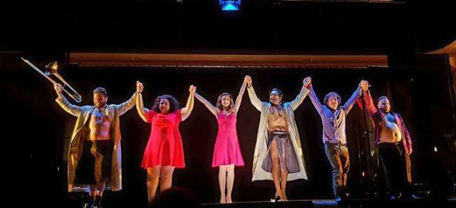L'Anfitrione: liceali a teatro