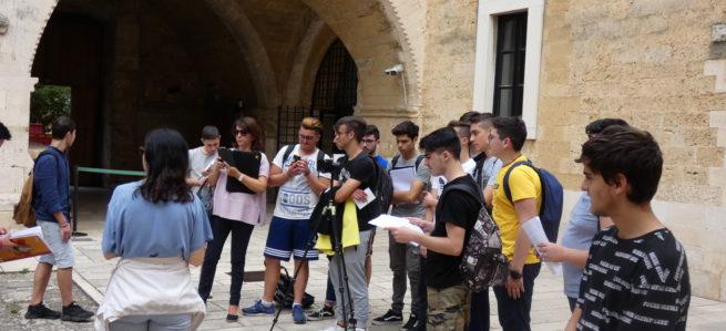 """Gli alunni dell'ITI """"Galileo Galilei"""" a scuola di """"Cittadinanza attiva"""""""