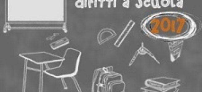 """Attività dello Psicologo nell'ambito del progetto """"Diritti a Scuola"""" – Sezione C – Avviso n. 7/2017- errata corrige calendario delle attività"""