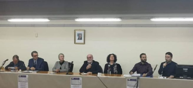 Il Liceo da Vinci ricorda il prof. Esposito: si dedicò agli anni della fondazione dell'Istituto