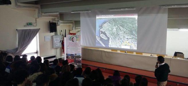 A lezione di terremoti con il geologo Gianluca Valensise