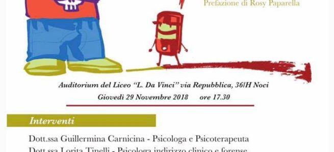 Presentazione del libro IL CYBERBULLISMO SPIEGATO AI GENITORI di Guillermina Carnicina