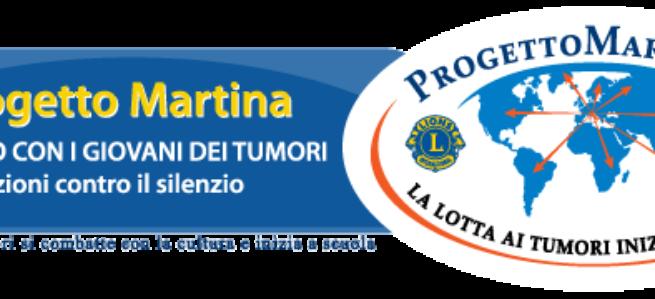 Progetto Martina sulla prevenzione dei tumori, a cura dei Lions di Noci