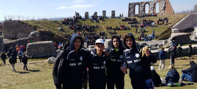 Finale nazionale di corsa campestre a Gubbio