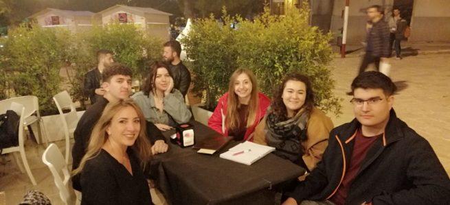 Erasmus +: l'esperienza in Puglia di Marcos e Imad