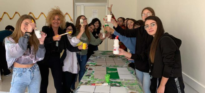 """Gli studenti del """"Da Vinci-Agherbino"""" realizzano lo spotper il concorso """"La rarità in un pixel"""" dell' A.M.A.R.A.M. (Associazione Malattie Rare dell'Alta Murgia)"""