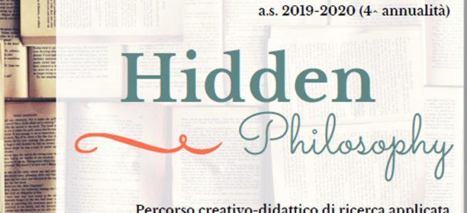 Progetto Hidden Philosophy 4^ annualità 2019-2020