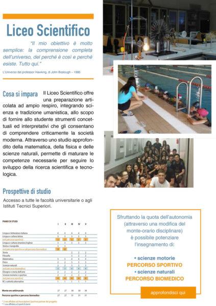 Brochure Liceo 3