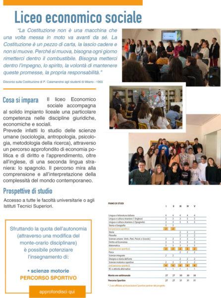 Brochure Liceo 4