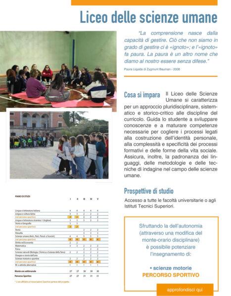 Brochure Liceo 5