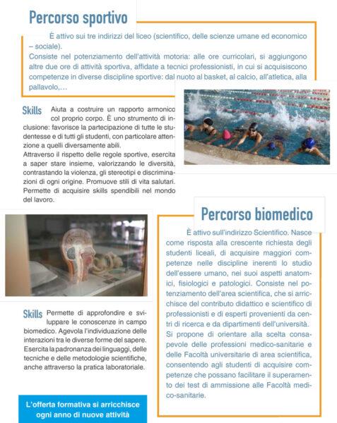 Brochure Liceo 6