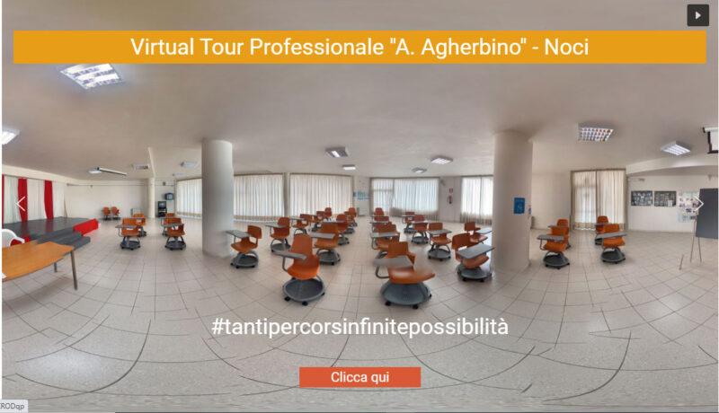 prof noci virtual tour