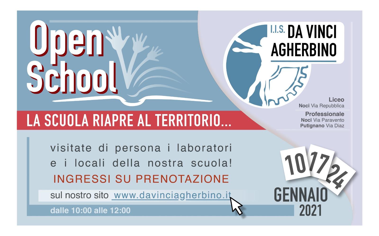 Open School 2021