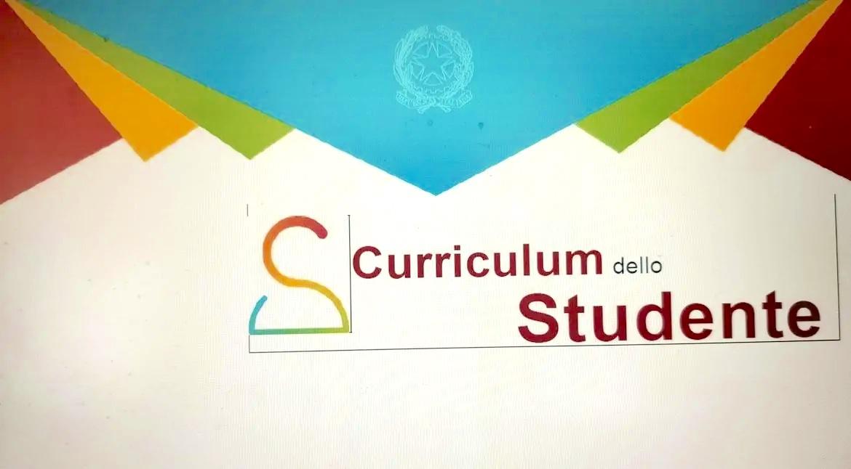 curriculum studente1